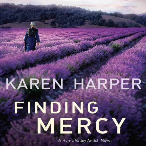 Finding Mercy audiobook cover art