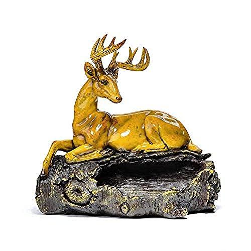 Statue, Decorazione della Casa Scultura Statua Statua Resina Artigianato Animale Soggiorno Soggiorno...