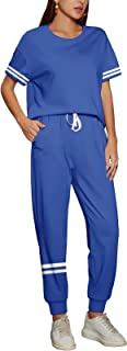 Two-Piece Outfits Jogging Suits Sweatsuits - Summer Outfits Sweat Suits Pants Set