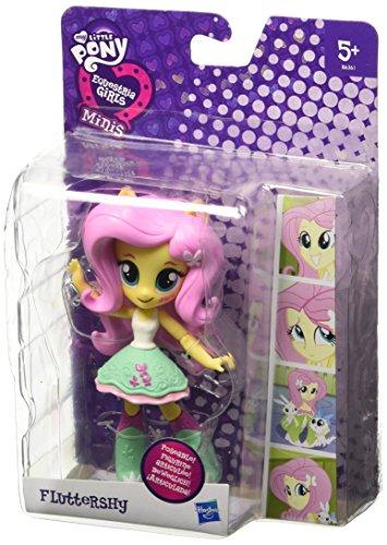 Hasbro B4903 My Little Pony Equestria Girls -Minis Rarity Actionfigur (farblich sortiert)