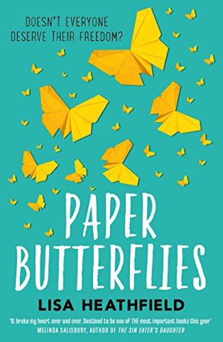Paper Butterflies by Lisa Heathfield