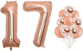 Best 17 birthday balloons Reviews