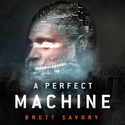 A Perfect Machine audiobook cover art