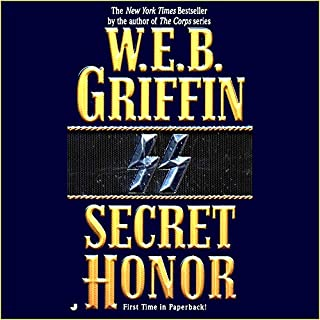 Secret Honor audiobook cover art