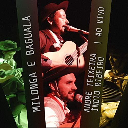 Rogério Villagran, André Teixeira & Indio Ribeiro