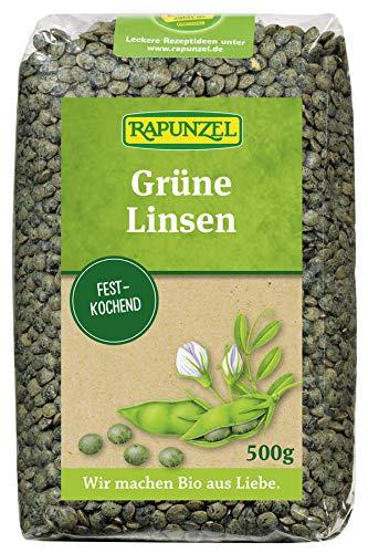 Rapunzel Bio Linsen grün (6 x 500 gr)