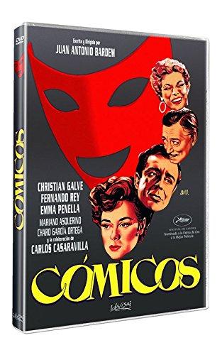 Cómicos [DVD]