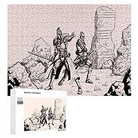 Dark Souls ジグソーパズル 1000ピース 絵画 学生 子供 大人 向け 木製パズル TOYS AND GAMES おもちゃ 幼児 アニメ 漫画 プレゼント 壁飾り 無毒無害 ギフト
