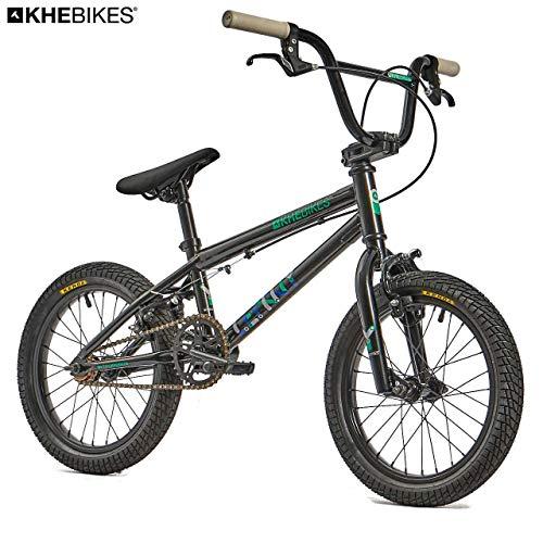 KHE BMX Fahrrad Lenny SE 16 Zoll schwarz nur 9,8kg!