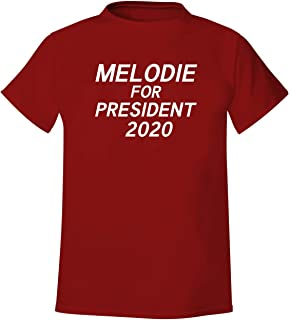 Melodie For President 2020 - Men`s Soft & Comfortable T-Shirt