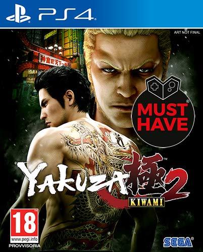 Yakuza Kiwami 2 - PlayStation 4 [Importación italiana]