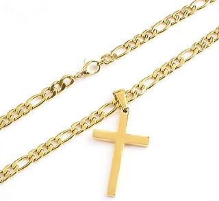 boys gold cross