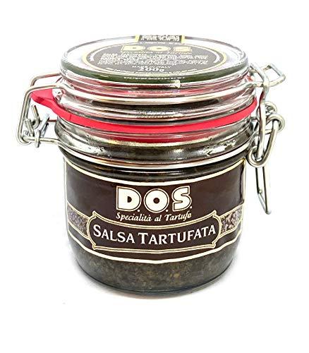 Salsa Tartufata 200g (10% di Tartufo) - Prodotto artigianale Umbro