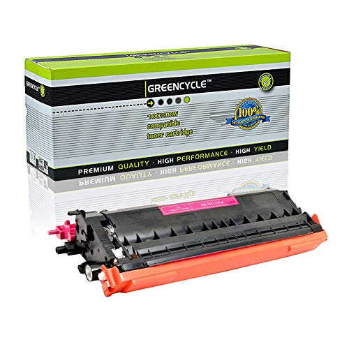 GREENCYCLE 1 PK TN115 Magenta Toner Cartridge Compatible for Brother MFC-9840CDW HL4040CDN Printer