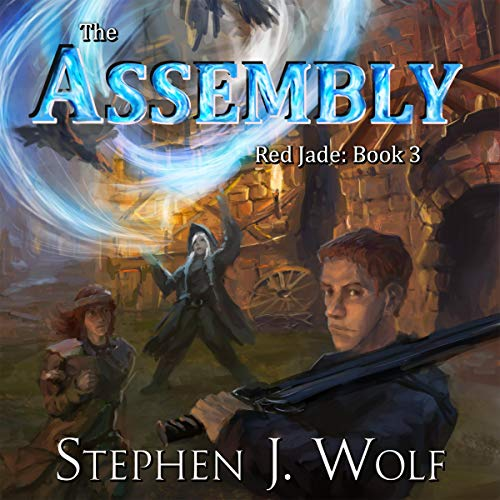 The Assembly  By  cover art