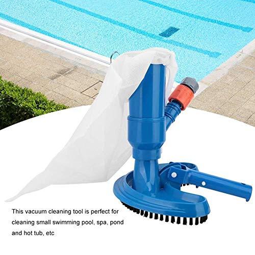 Ying-feirt Zwemborstel Zwembad Stofzuiger en Spa Jet Stofzuiger Zwembad Reiniging Tool Onderwater Cleaner