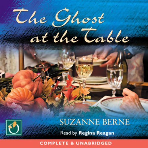 The Ghost at the Table audiobook cover art