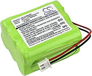 Replacement Battery for 2GIG Go Control Panels Part NO 228844, 6MR2000AAY4Z, BATT1