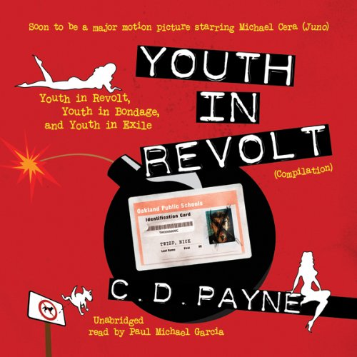 Youth in Revolt (Compilation) audiobook cover art