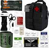 "Best Emt Kits - Everlit Emergency Survival Trauma Kit with Tourniquet 36"" Review"