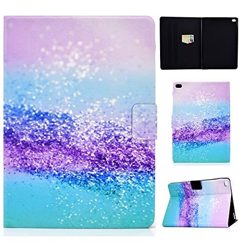 YKTO Funda Lindo Tablet para Apple iPad Air 2/iPad Air 9.7,9.7 Pulgada Delgada y Ligera Carcasa con Función de Soporte y Auto-Reposo,Funda de Cuero con Cierre Magnético Carcasa para,Arena de Color