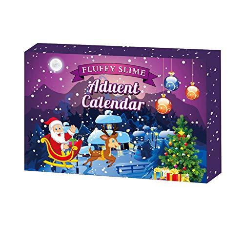 Adventskalender Kinder 24er Pack, Dino Zubehöre Spielzeuge Weihnachtskalender Mädchen und Jungen Weihnachtskalender Geschenk(A)