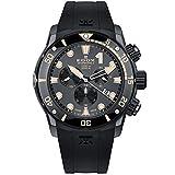 Edox Men´s Watch 10234 357GN NINB chronographs, Divers´ Watch