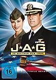 JAG: Im Auftrag der Ehre - Die finale Season [Alemania] [DVD]