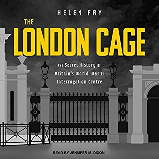 The London Cage cover art