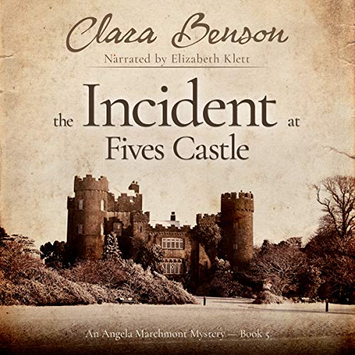 The Incident at Fives Castle audiobook cover art