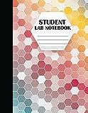 Student Lab Notebook: Organic Chemistry Hexagonal Graph Paper 1/4 inch Hexagonal Graph Paper - 8.5'x11': Student Lab Notebook: Volume 4