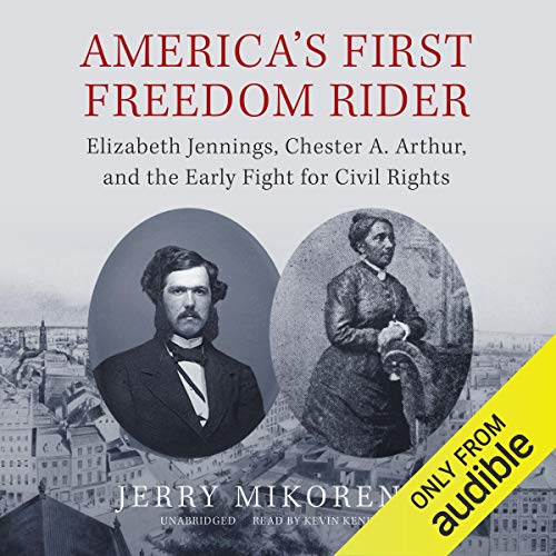 America's First Freedom Rider cover art