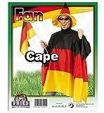 Fan Poncho Deutschland Cape Fußball Fan Europameisterschaft 2016