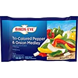 One 14.4 oz bag of Birds Eye Pepper Stir Fry Mix Frozen Vegetables Pepper stir fry makes it easy to provide your family with vegetables Frozen vegetables lock in fresh flavor Made without anything artificial Sliced peppers and onions can be prepared ...