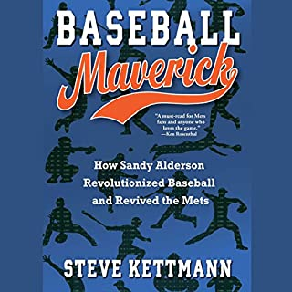 Baseball Maverick cover art