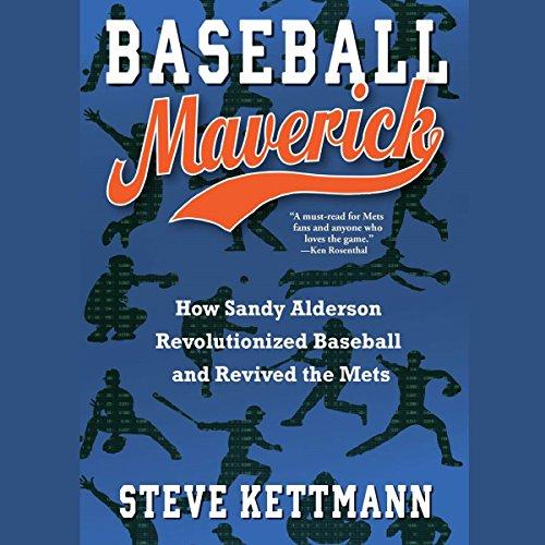 Baseball Maverick cover art