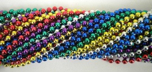 1000 mardi gras beads - 1