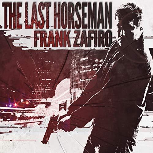 The Last Horseman audiobook cover art