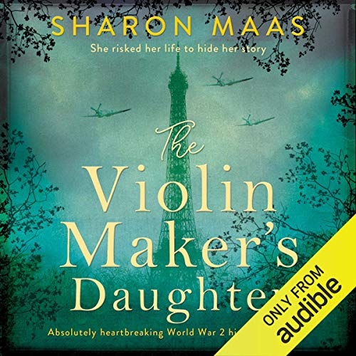 Couverture de The Violin Maker's Daughter