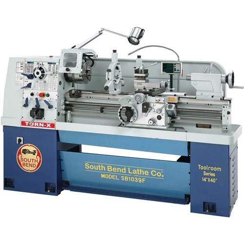 Buy Discount South Bend SB1039F Gearhead Lathe with DRO, 14-Inch by 40-Inch