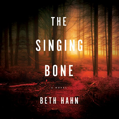 The Singing Bone audiobook cover art