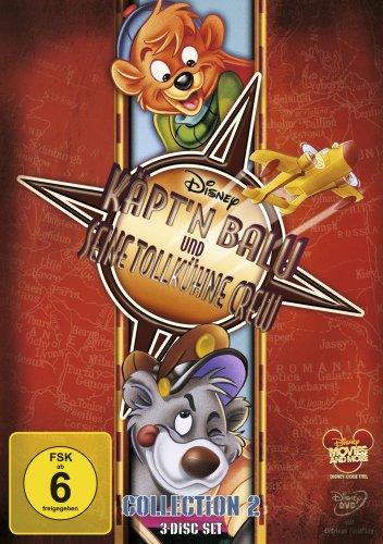 und seine tollkühne Crew - Collection 2 (3 DVDs)