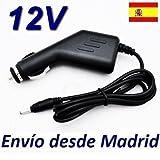Cargador Coche Mechero 12V Reemplazo Tablet AIRIS OnePAD 1100 TAB11 Recambio Replacement