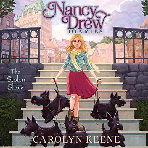 The Stolen Show: Nancy Drew Diaries, Book 18