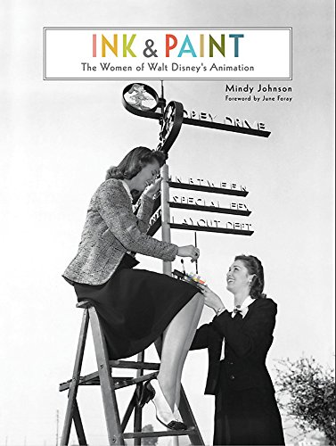 Image of Ink & Paint: The Women of Walt Disney's Animation (Disney Editions Deluxe)