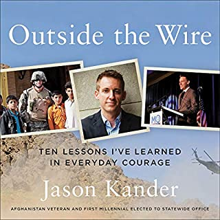 Outside the Wire audiobook cover art