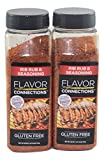 Rib Rub and BBQ Seasoning (26 Oz Professional Pack) - No MSG Gluten Free - 1 LB 10 OZ, 737g - Excellent Seasoning for Beef, Chicken, Lamb, Fish, and Vegetables (2 count)