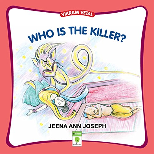 Who Is the Killer? audiobook cover art