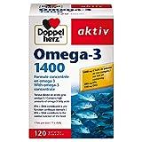 Doppelherz – Omega-3 1400 – Teneur...