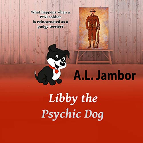 Libby the Psychic Dog cover art